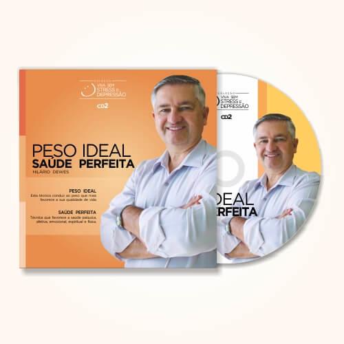 CD Peso Ideal e Saúde Perfeita